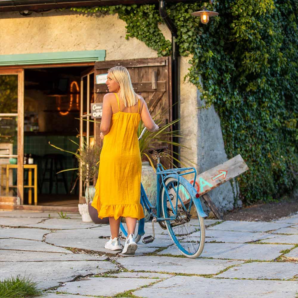 Cykling på södra Gotland