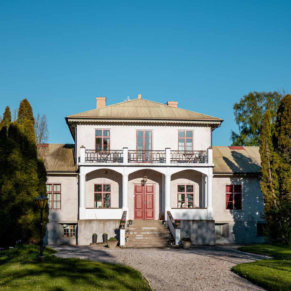 Boende på södra Gotland