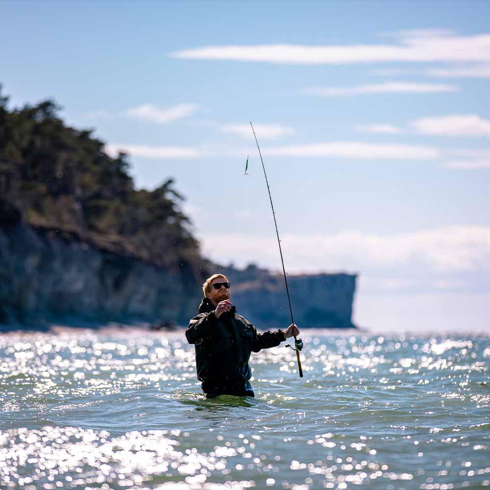 Fiskeweekend på Gotland