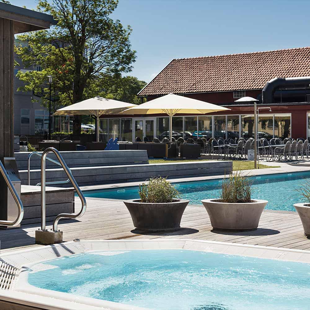 Scandic Hotell Pool på Södra Gotland